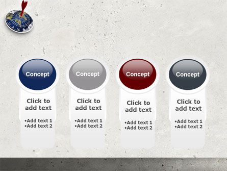 World Target PowerPoint Template Slide 5