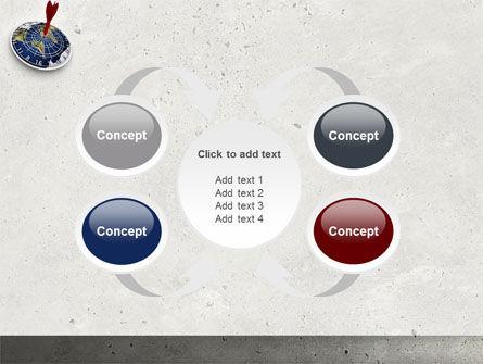 World Target PowerPoint Template Slide 6
