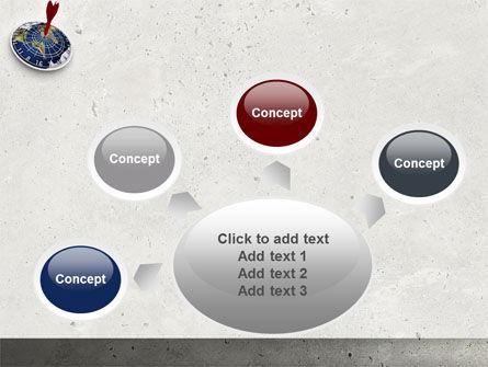World Target PowerPoint Template Slide 7