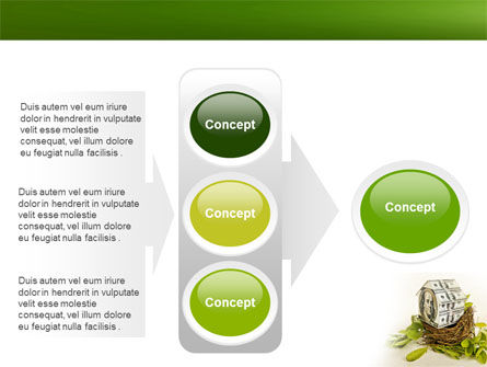 Loan On Mortgage PowerPoint Template Slide 11