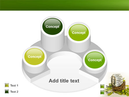 Loan On Mortgage PowerPoint Template Slide 12