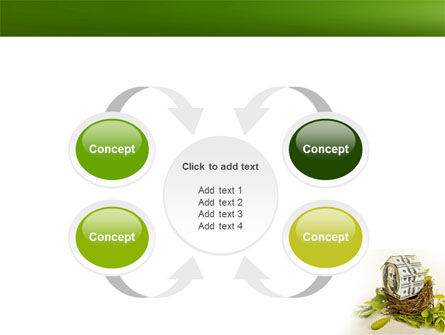 Loan On Mortgage PowerPoint Template Slide 6