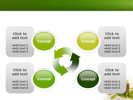 Loan On Mortgage PowerPoint Template Slide 9