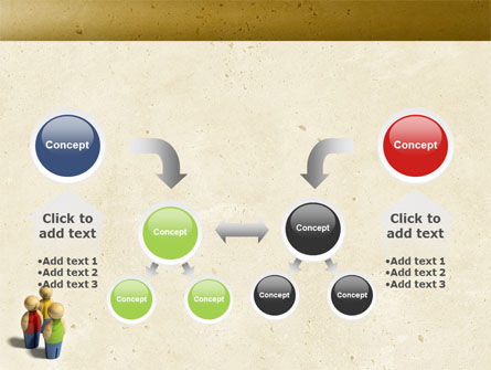 Staff PowerPoint Template Slide 19