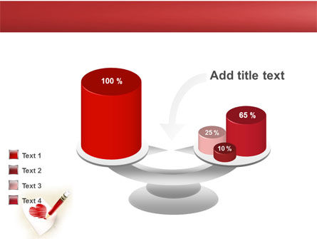 Picture of Heart PowerPoint Template Slide 10