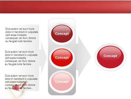 Picture of Heart PowerPoint Template Slide 11