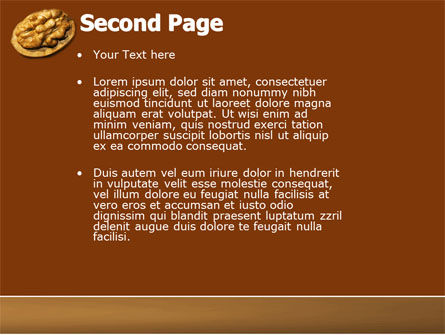 Kernel PowerPoint Template, Slide 2, 04458, Agriculture — PoweredTemplate.com