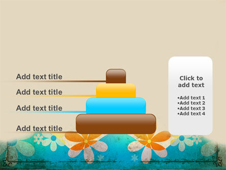 Pastel Floral Theme PowerPoint Template Slide 8