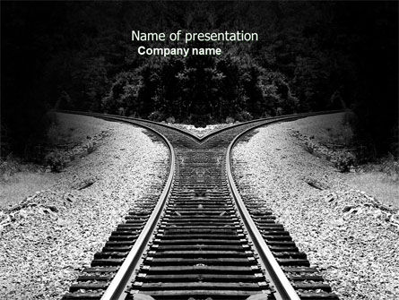 Rails Html Template Rail Powerpoint Templates And Backgrounds For Your