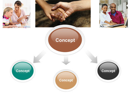 Multiculturalism PowerPoint Template, Slide 4, 04475, Education & Training — PoweredTemplate.com