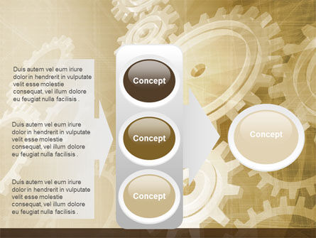 Component PowerPoint Template Slide 11