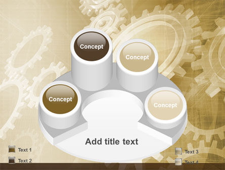 Component PowerPoint Template Slide 12