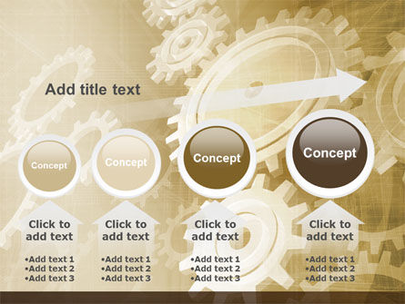 Component PowerPoint Template Slide 13