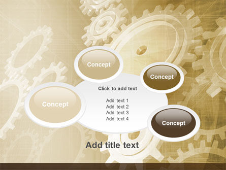 Component PowerPoint Template Slide 16