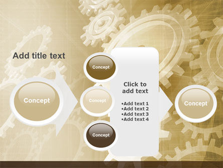 Component PowerPoint Template Slide 17