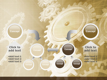 Component PowerPoint Template Slide 19