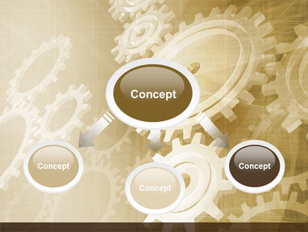 Component PowerPoint Template, Slide 4, 04480, Business Concepts — PoweredTemplate.com