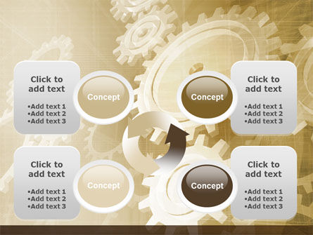 Component PowerPoint Template Slide 9
