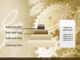 Component PowerPoint Template#8