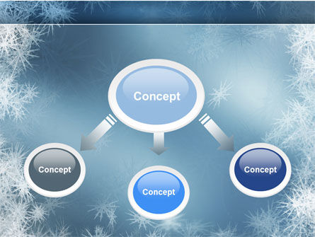 Frost PowerPoint Template, Slide 4, 04481, Nature & Environment — PoweredTemplate.com