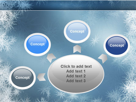 Frost PowerPoint Template Slide 7