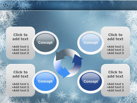 Frost PowerPoint Template Slide 9