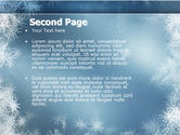 Frost PowerPoint Template#2