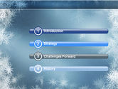 Frost PowerPoint Template#3