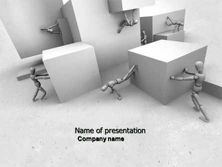 Different Angle PowerPoint Template