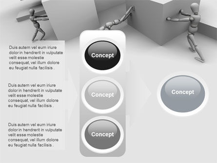 Different Angle PowerPoint Template Slide 11