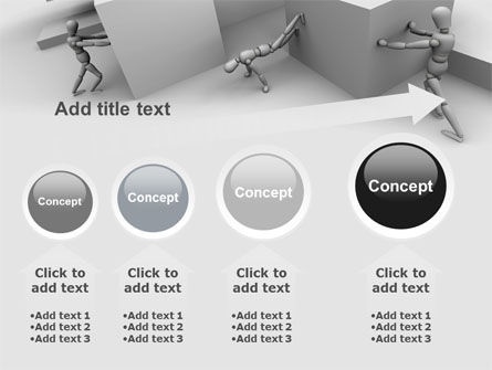 Different Angle PowerPoint Template Slide 13