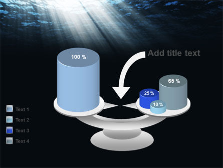 Deep Waters PowerPoint Template Slide 10