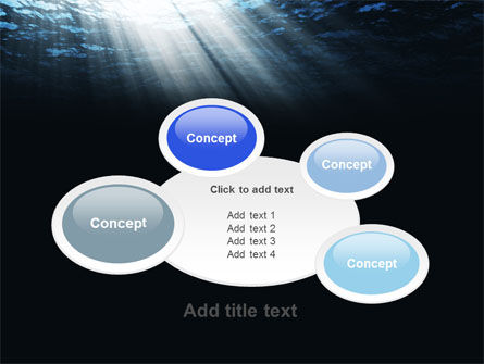 Deep Waters PowerPoint Template Slide 16