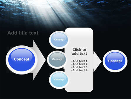 Deep Waters PowerPoint Template Slide 17
