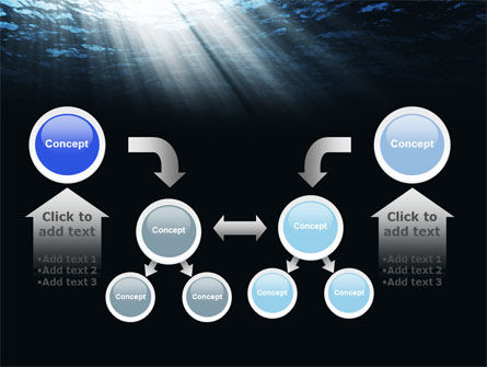 Deep Waters PowerPoint Template Slide 19