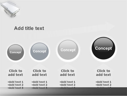 Wheel Stretcher PowerPoint Template Slide 13