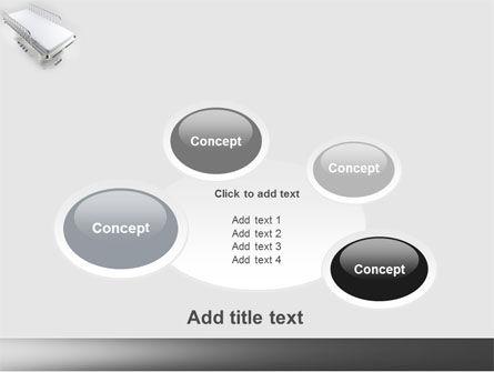 Wheel Stretcher PowerPoint Template Slide 16