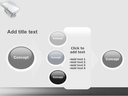 Wheel Stretcher PowerPoint Template Slide 17