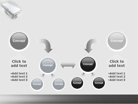 Wheel Stretcher PowerPoint Template Slide 19