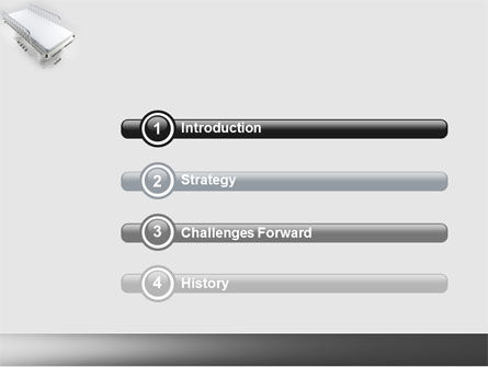 Wheel Stretcher PowerPoint Template Slide 3