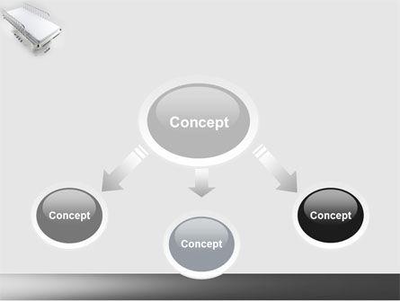 Wheel Stretcher PowerPoint Template Slide 4