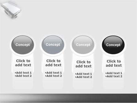 Wheel Stretcher PowerPoint Template Slide 5