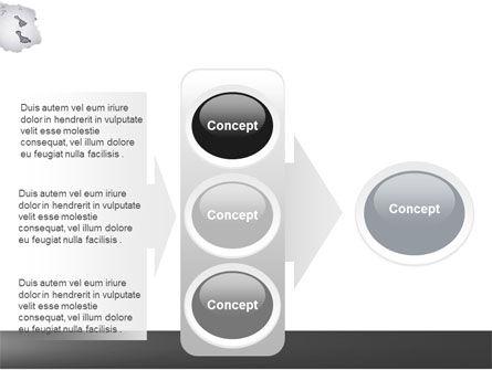 Foot Prints PowerPoint Template Slide 11