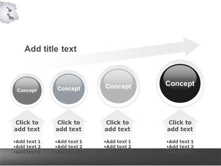 Foot Prints PowerPoint Template Slide 13
