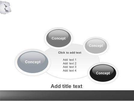 Foot Prints PowerPoint Template Slide 16