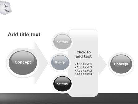 Foot Prints PowerPoint Template Slide 17