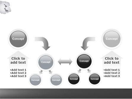 Foot Prints PowerPoint Template Slide 19