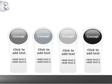Foot Prints PowerPoint Template Slide 5