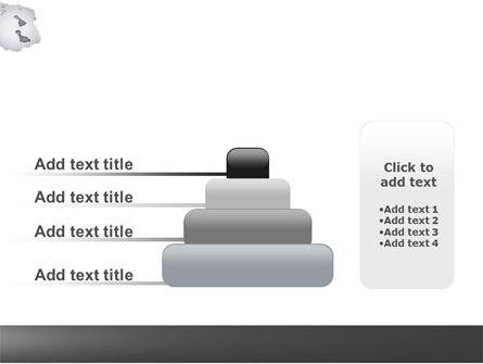 Foot Prints PowerPoint Template Slide 8