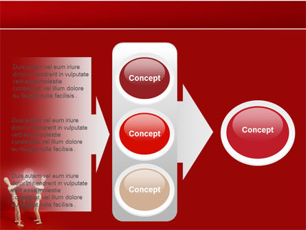 Teamwork Result PowerPoint Template Slide 11